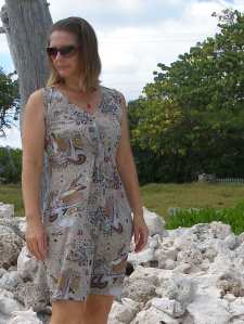 McCalls M6074 dress